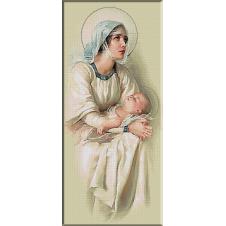 goblen_Sfanta Fecioara Maria