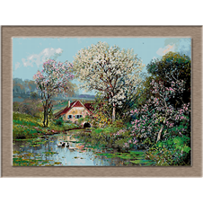 2636.Alois Arnegge-Spring day