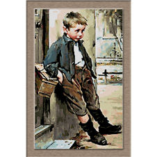 2637.Henry Jules Jean Geoffroy-Out of the game