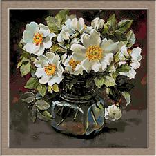 2686.Wild Roses