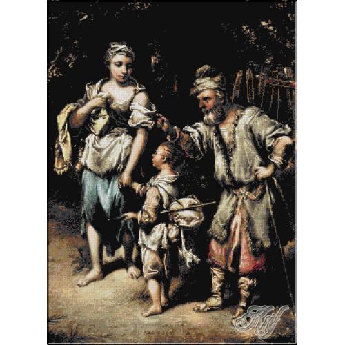 331.Seckatz - Pedeapsa lui Hagar