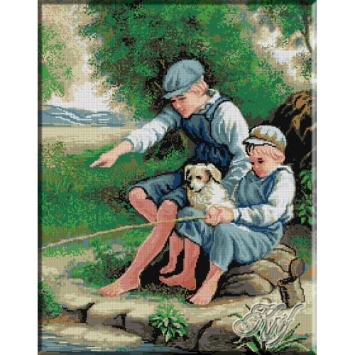 447.Arian - Micul pescar