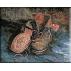 455.Van Gogh. Pereche de cizme