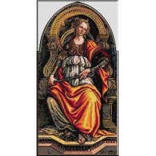 463.Botticelli - Fortitude