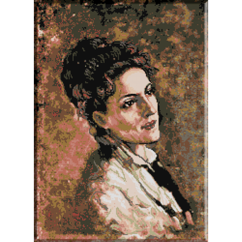 474. Portretul Alexandrinei Filio