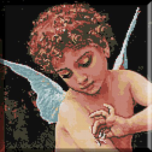 486.Bouguereau - Cupidon
