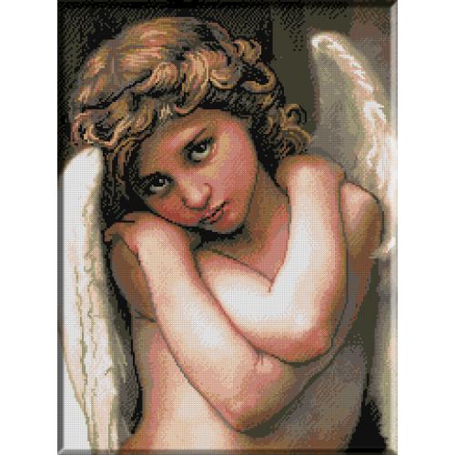 490.Bouguereau - Cupidon