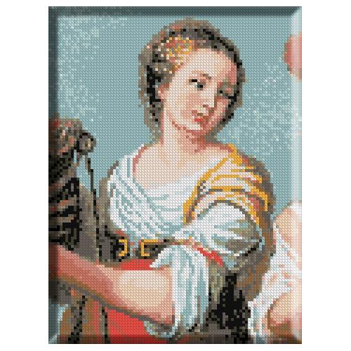 170.Murillo- Rebecca si Eliezer(det)