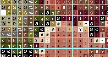 diagrama color Krif