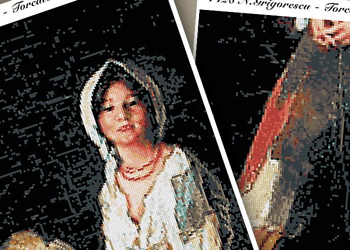 Imagine Reper pentru goblen imprimat