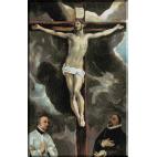 561.El Greco - Christos rastignit