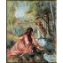 218. Renoir. Afara la campie
