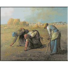 279.Millet - Culegatoarele de spice