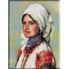575. Grigorescu.Taranca din Muscel