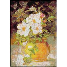 578.Grigorescu - Vaza cu flori