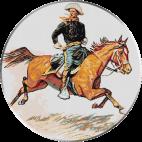 602.Remington. Cavaleristul