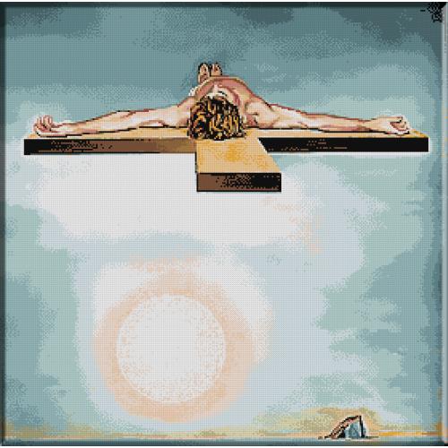609.Dali - Christos al Galei