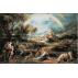 625.Rubens - Peisaj cu curcubeu
