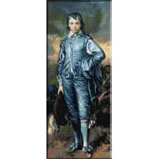 637. Gainsborough - Baiatul in albastru