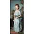 643. Gainsborough - Fetita in albastru