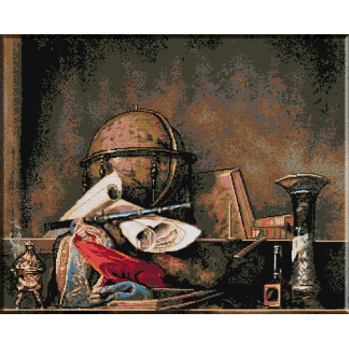 692.Chardin. Atributele stiintei