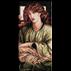 705.Rossetti. Femeia de la fereastra