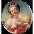 732.Fragonard - Venus si Cupidon