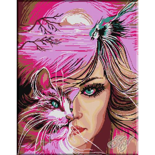 007.Alegorie cu pisica