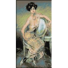 823.Boldini. Portretul Ritei de Acosta Lydig
