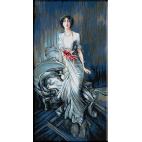 824.Boldini.Portretul Doamnei E.L.Doyen