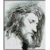 854.Bloch - Portretul lui Isus