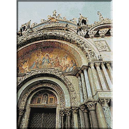 871. Cristina.Bazilica San Marco