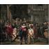 1005.Rembrandt - Rondul de noapte