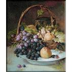 1051 - Aman.Cos cu fructe