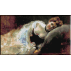 1058 - Aman.Femeie culcata