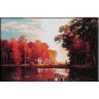 1071. Bierstadt- Padure, toamna