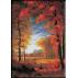 1074.Bierstadt - Toamna in America, Oneida, New York