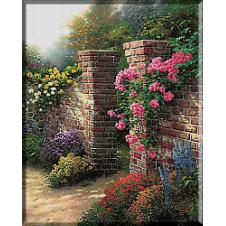 1094. Gradina cu trandafiri