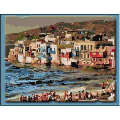 1095 - Cristina. Undeva, in Grecia