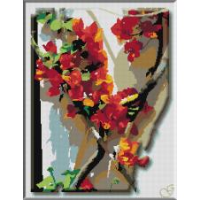 1099 - Cristina. Flori in Grecia