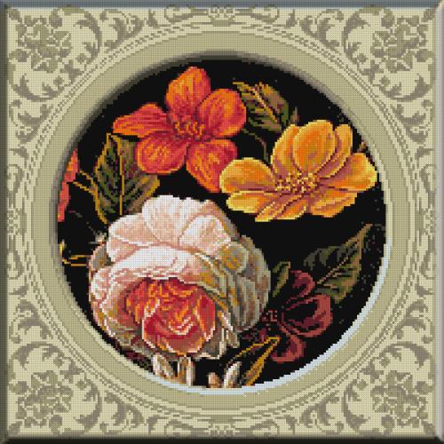 1112 - Cristina . Flori de basm