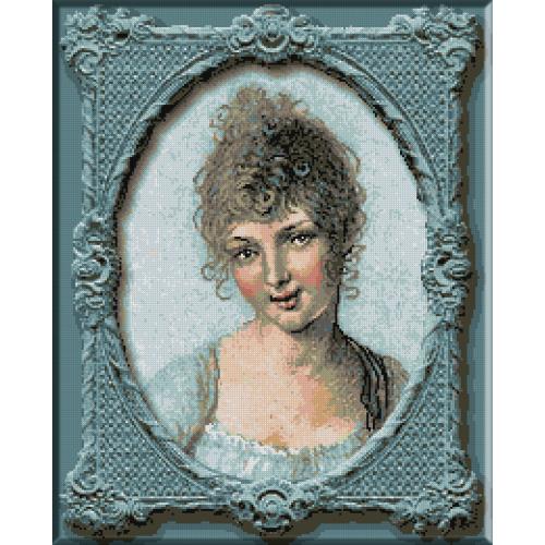1118. Le Brun - Doamna Elisabeth Fishbein