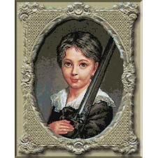 1122. Le Brun - Portretul unui tanar