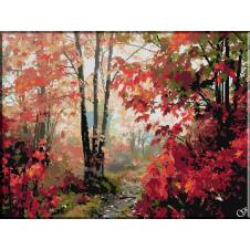 1123. Cristina - Aleea frunzelor rubinii