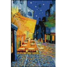 1144 Van Gogh -Cafeneaua de noapte