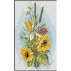 045. Triptic floarea soarelui