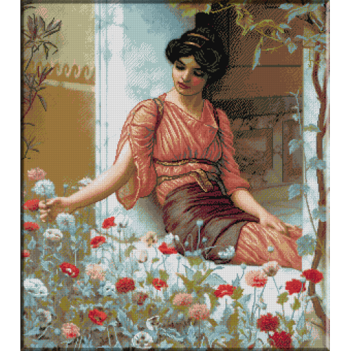 1151. Godward-Flori de vara