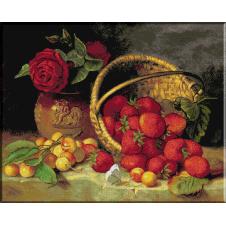 1152 . Stannard -Cos cu capsuni si cirese