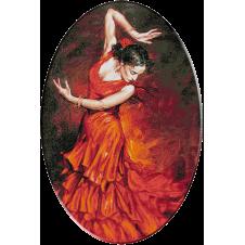1179 .Dansatoare de flamenco