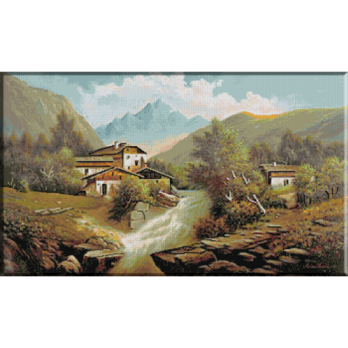1207. Kaszuba -Gospodarie la munte
